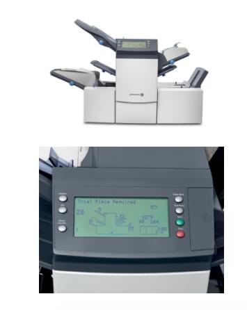 Relay 1000 borítékoló gép